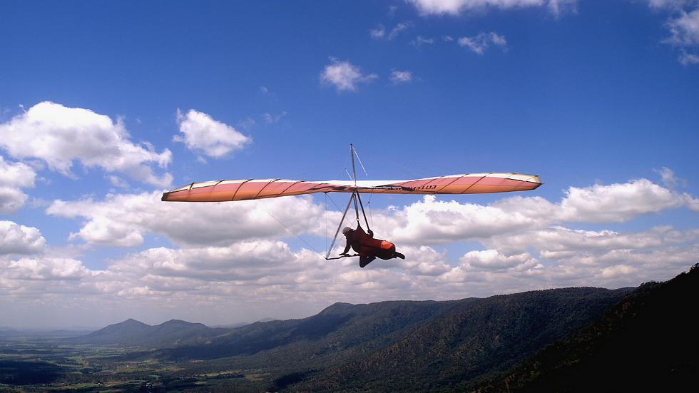 Free As A Bird Hang Gliding Experience (for 2)