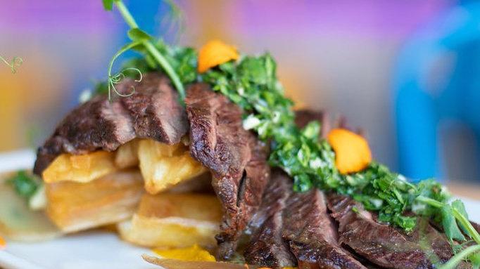 Maize OTR: Private Chef's Table (for 10)