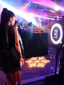 Corporate party GIF Booth