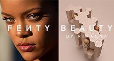 fenty beauty campaign shot