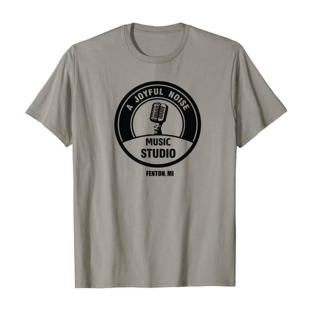Logo w/ Mic T-Shirt