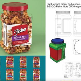 Fisher Bottle Schematic