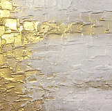"""as good as gold - 36""""x48"""""""