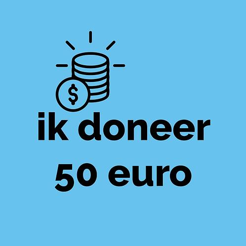 Support ROEM Donatie