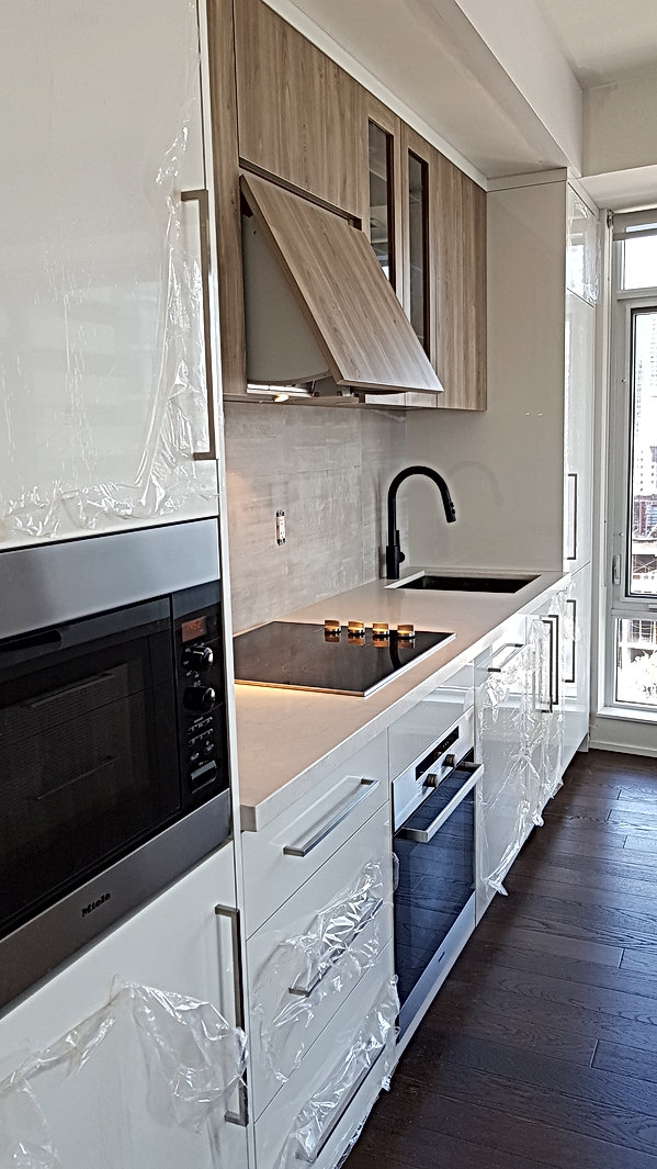 Custom Kitchen Toronto