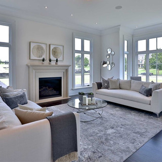 Fairfield Project - Living Room