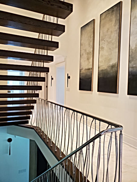 Resort Staircase - Kiki Phukan Design