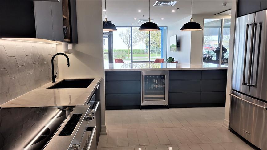 Boutique Office Kitchen Design