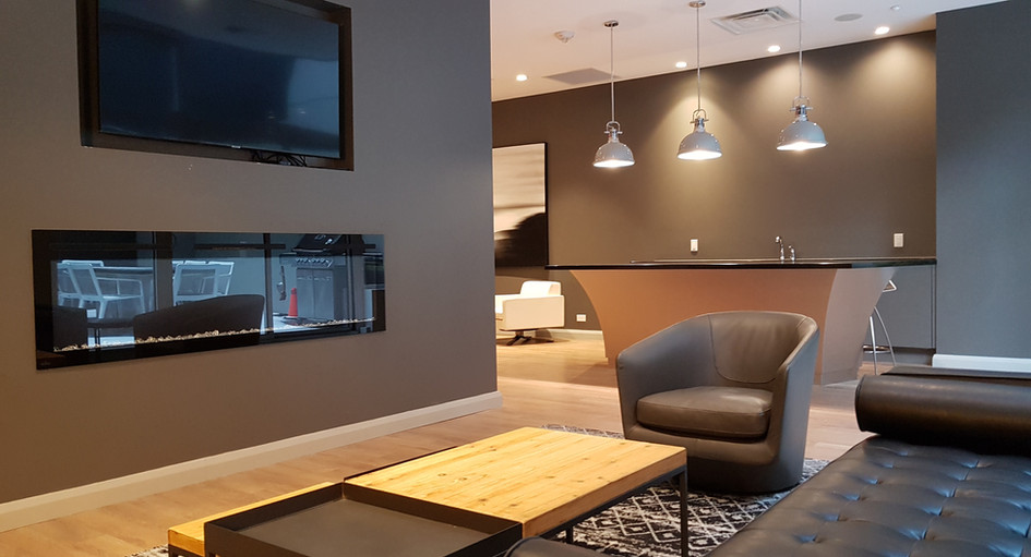 155 Yorkville Party Room