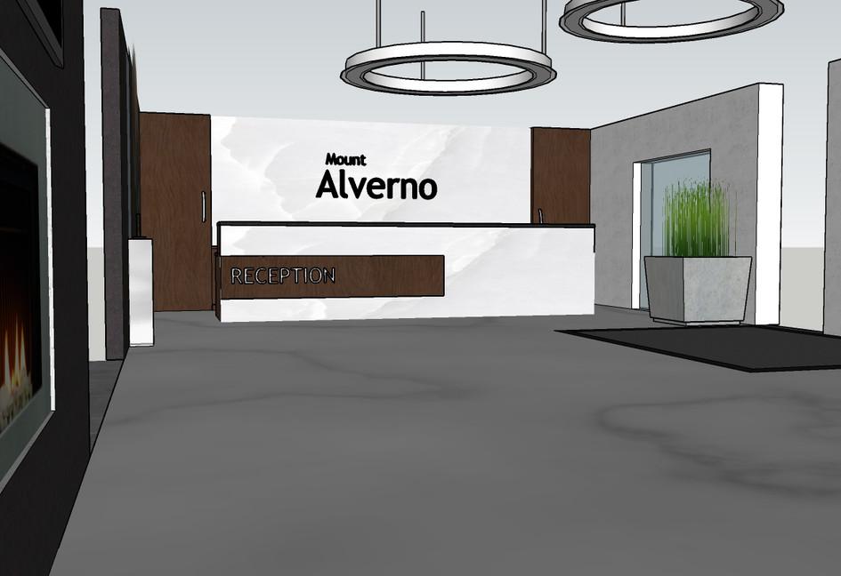 Mount Alverno Resort Reception