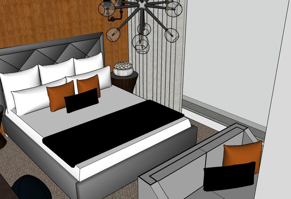 Mount Alverno Resort Queen Suite