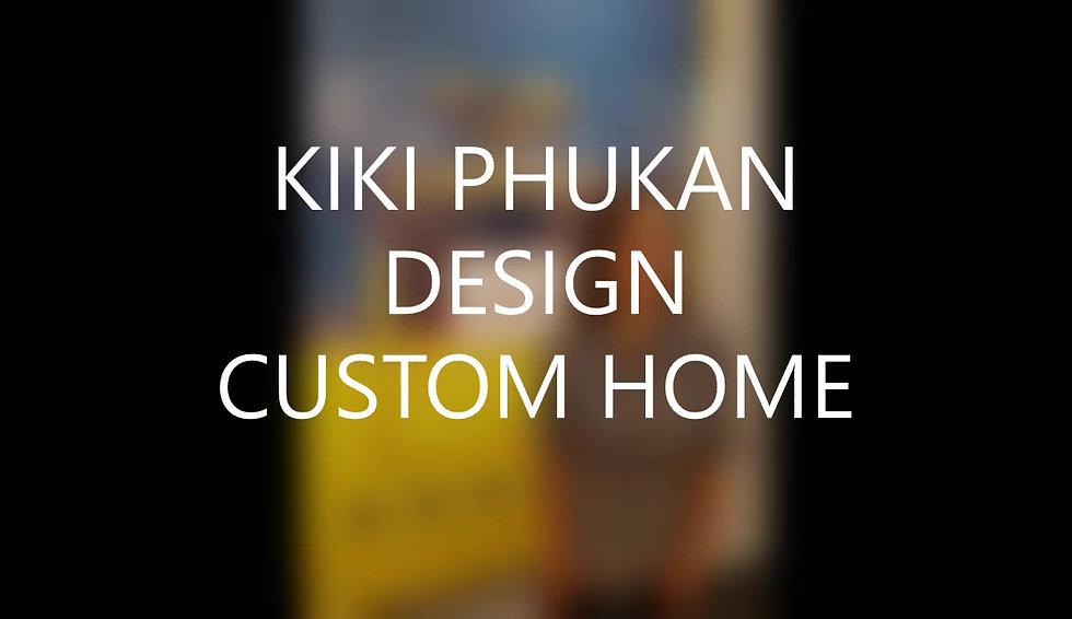 Kiki Phukan Design custom home design project in King City