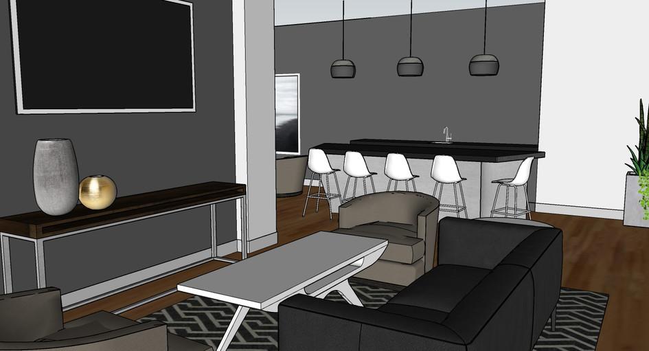 Yorkville Lounge Design