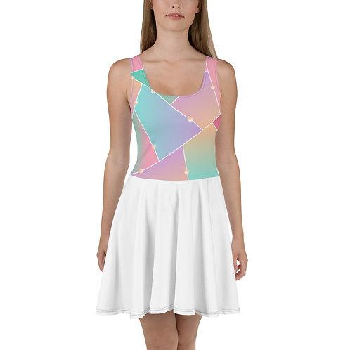 Verage by ANNVI Skater Bride Dress