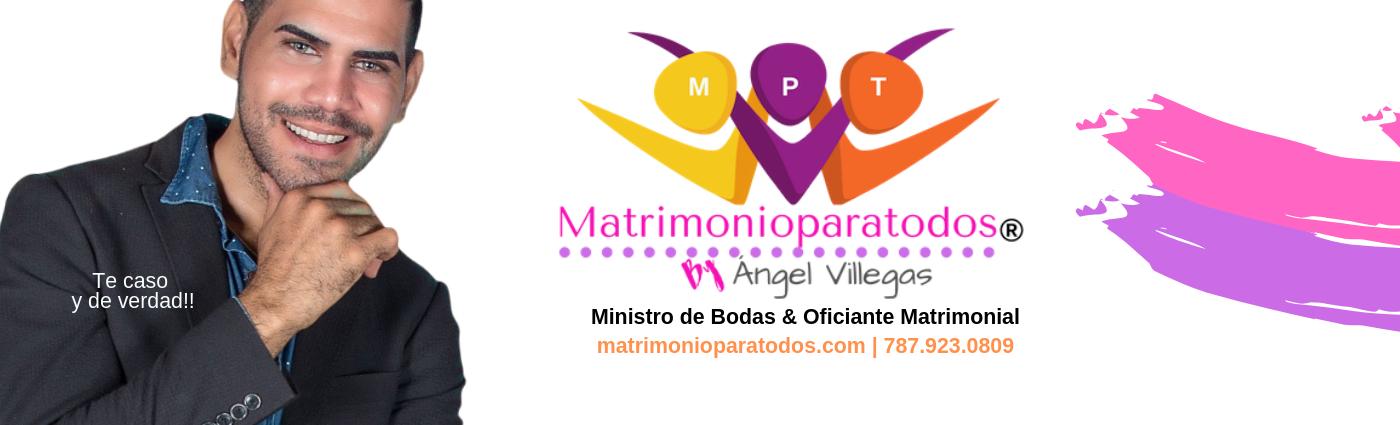 Ministros de boda Oficiantes PR