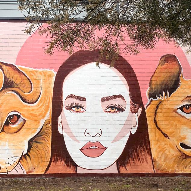 Juzpop Creations /Mural Art