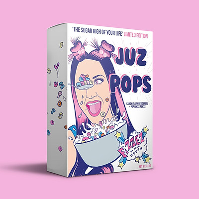Juzpop's Cereal