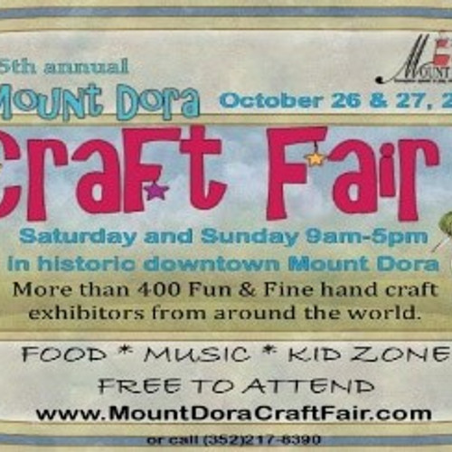 Mount Dora Craft Fair 2020.Medicare Insurance Seminars Advice