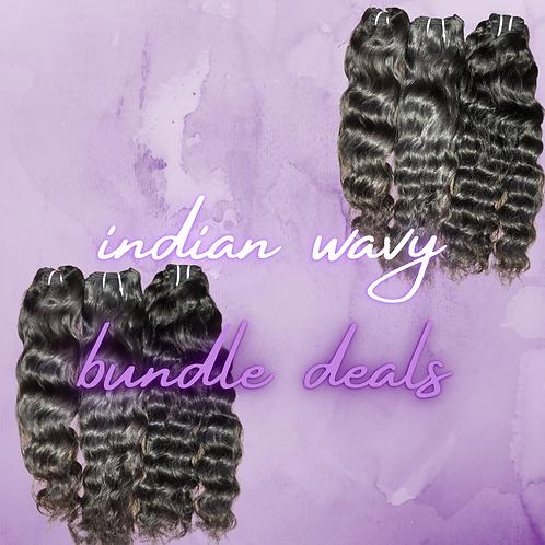 Indian Wavy 3 Bundle Deals