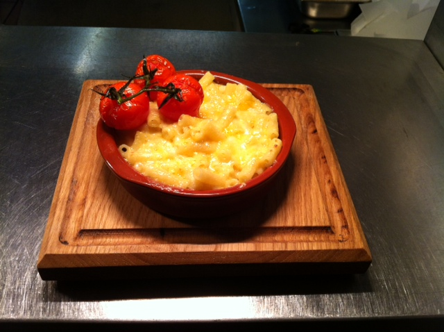 Truffle Mac & Cheese Starter