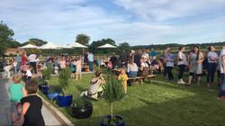 Beer Garden opening