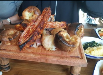 Three Meat Board