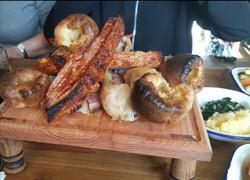 Three Meat Board
