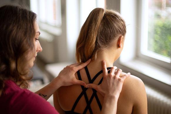 Osteopathie Luisa Seis