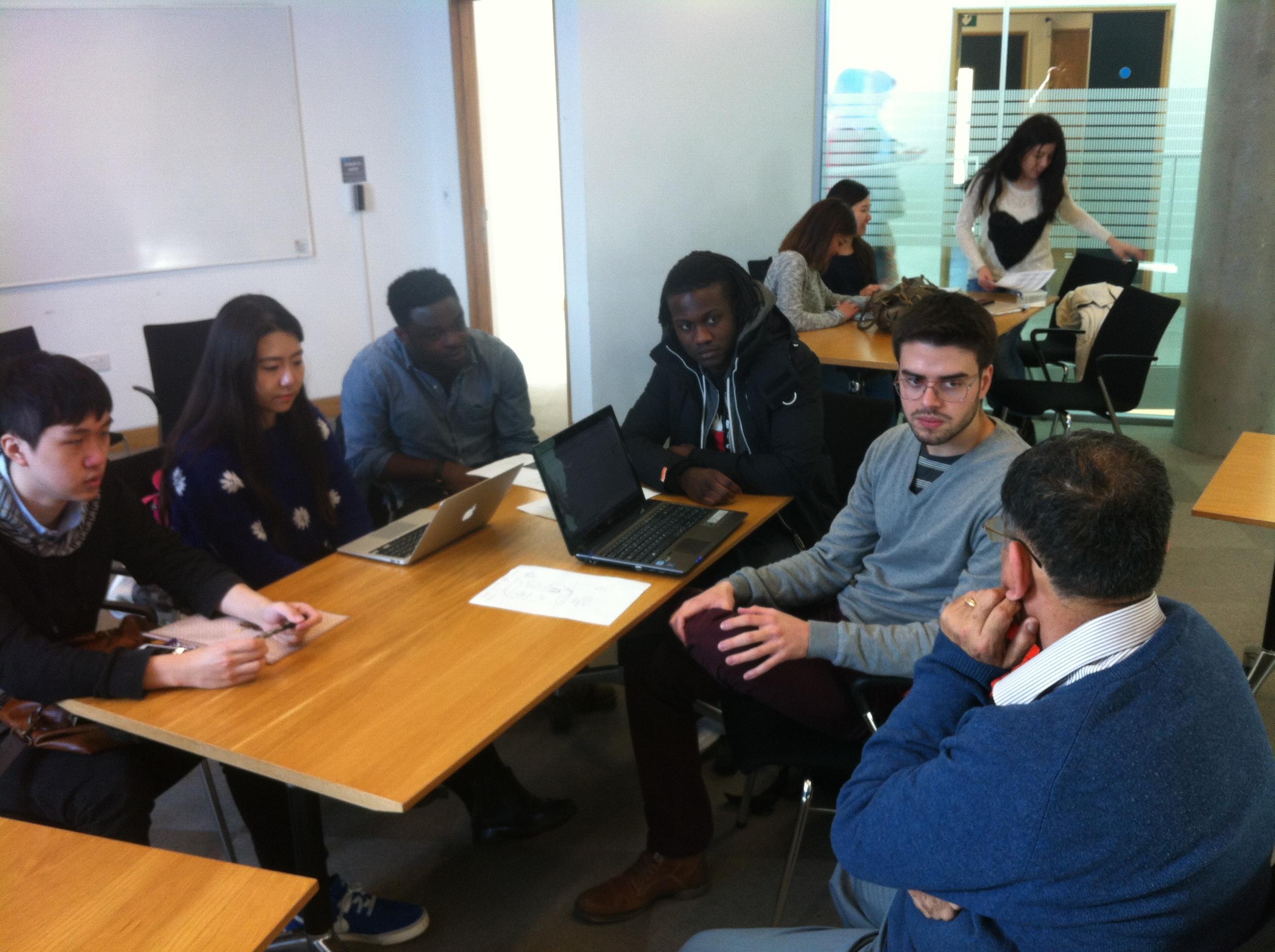 Interactive Workshops