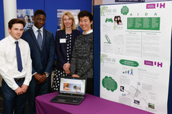 Team at MBA Showcase 2014