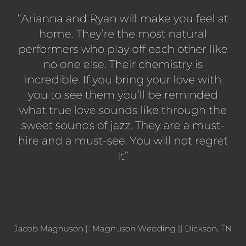 Magnuson Wedding