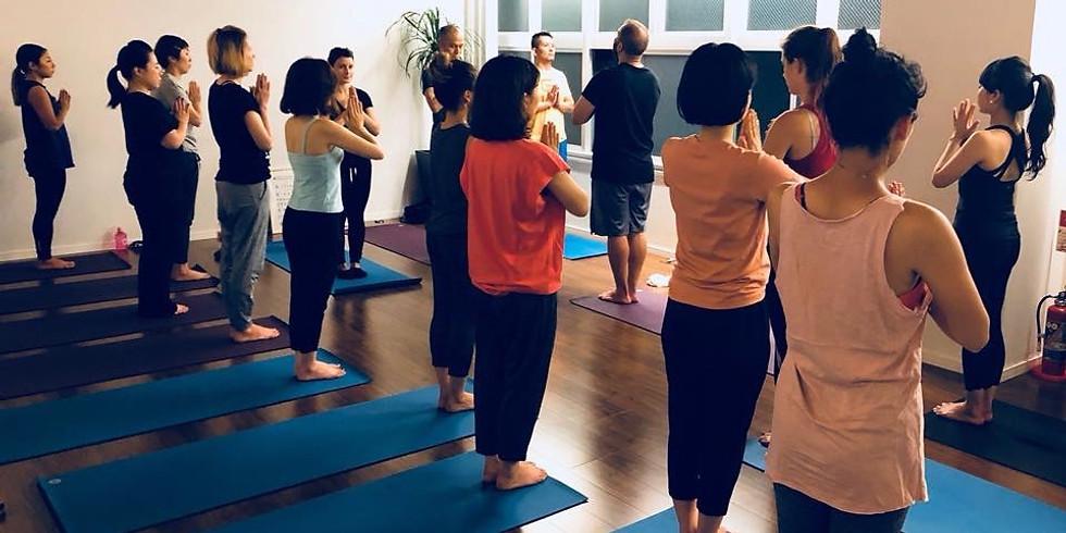 Welcome One Love Yoga - Free Yoga Class