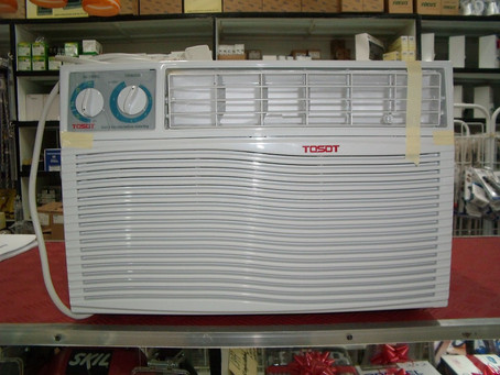 TOSOT 0.6HP Window Type Air Conditioner