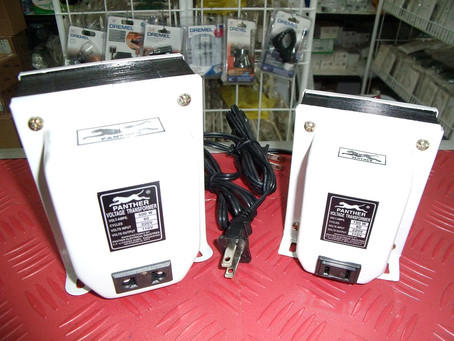 PANTHER Transformer / Inverter / Gadgets