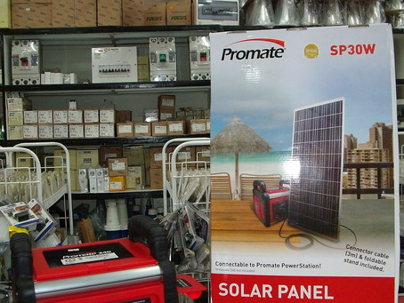 PROMATE Solar Station 400W