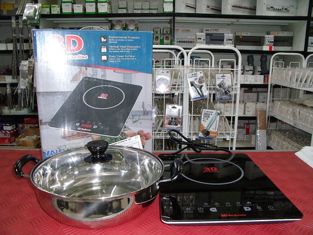 3D Induction Cooker