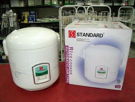 STANDARD Rice Cooker / Steamer