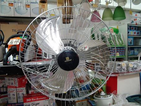 STANDARD Wall Fan