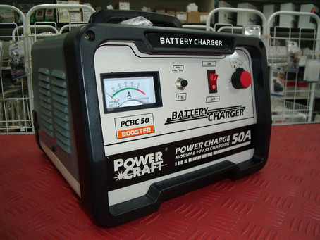 POWER CRAFT Battery Charger 50A