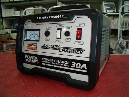 POWER CRAFT Battery Charger 30A