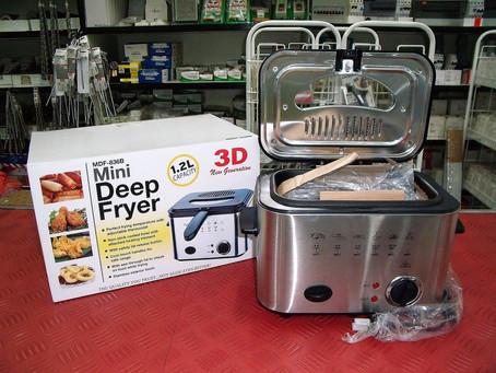 3D Deep Fryer