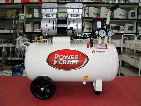 POWER CRAFT Air Compressor 1HP