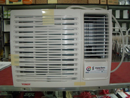 TOSOT 0.75HP Window Type Air Conditioner