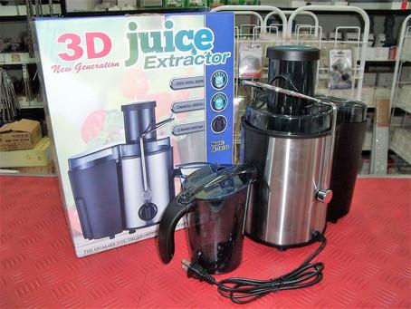 3D Juice Extractor
