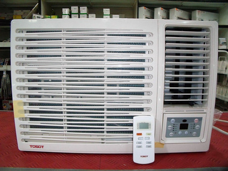 TOSOT 0.75HP Window Type Air Conditioner w/Remote