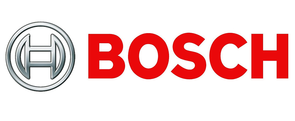 Nothing does it like a BOSCH