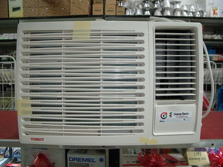 TOSOT 1.00HP Window Type Air Conditioner