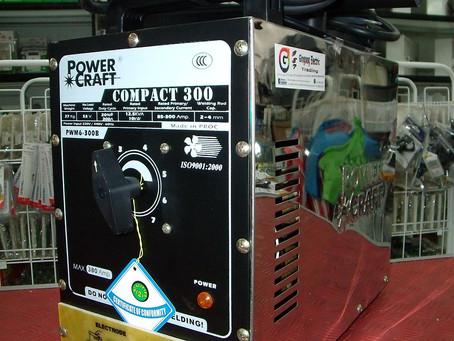 POWER CRAFT Compact Welder 300A