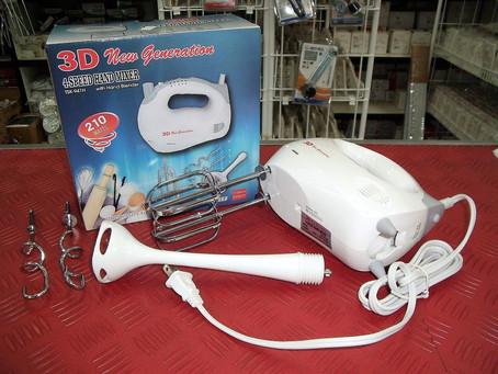 3D Hand Mixer