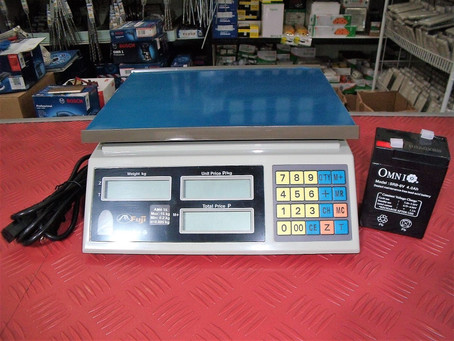 FUJI Vendor's Weighing Scale